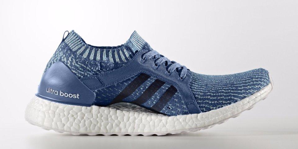 Adidas UltraBoost X Parley.