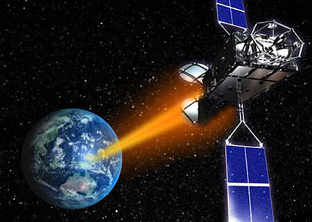energía solar orbital