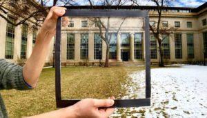 película transparente