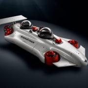submarino eléctrico