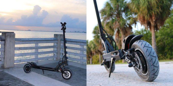 scooter eléctrico mantis