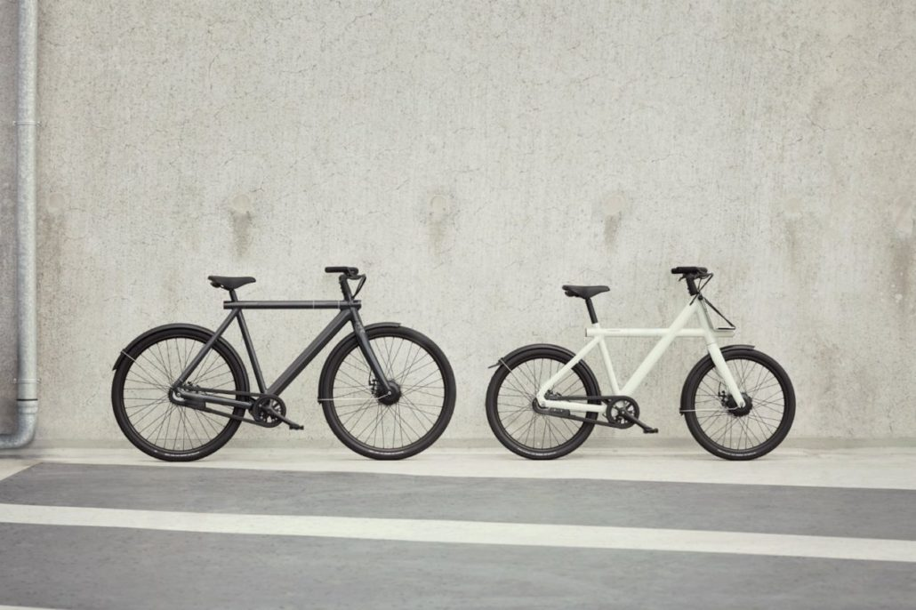 bicicleta Vanmoof Electrified X2