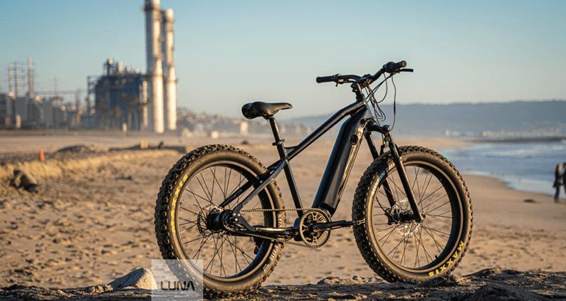 bicicleta eléctrica Luna Fat BABE