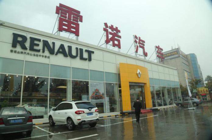 vehículos eléctricos en china