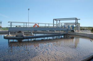 aguas residuales recicladas