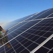 alquilar paneles solares