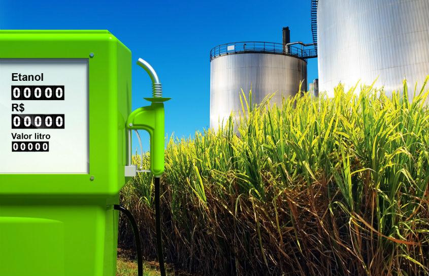 combustible de etanol