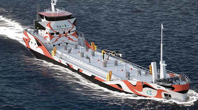 buques eléctricos
