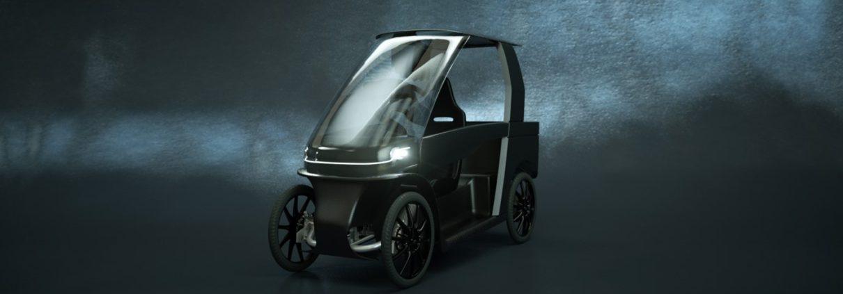 CityQ Car-eBike