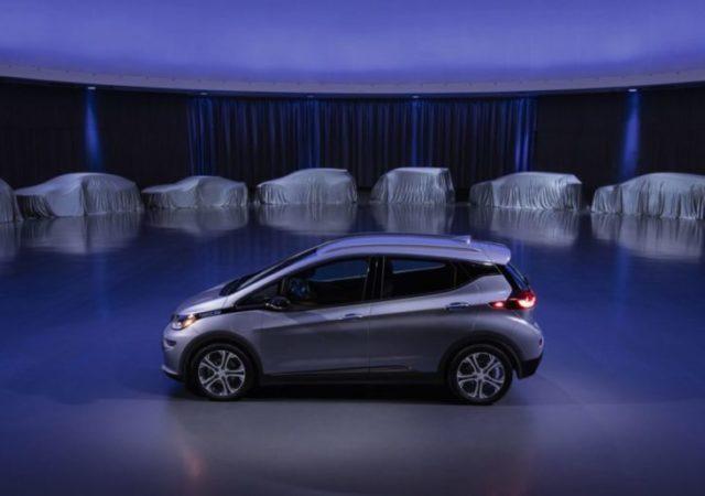autos totalmente eléctricos