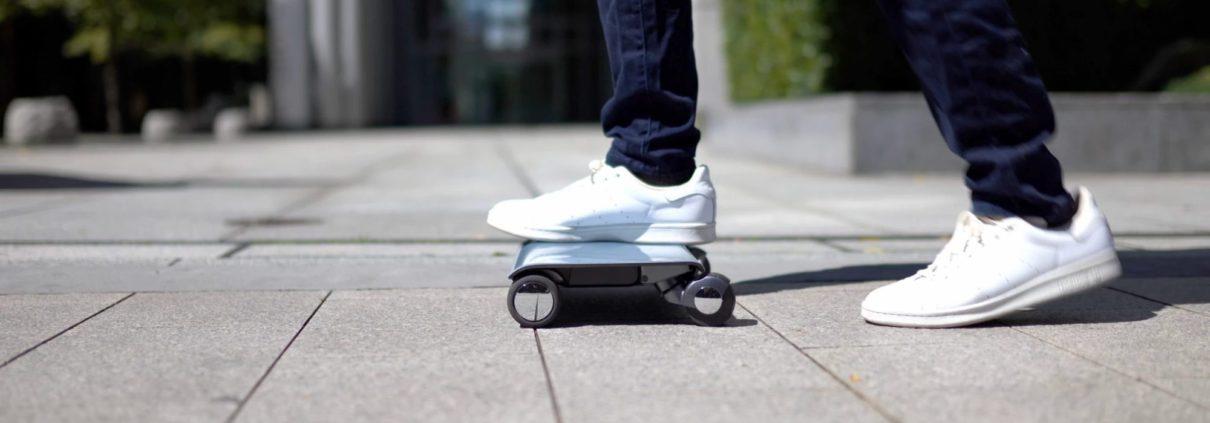 scooter eléctrico walkcar