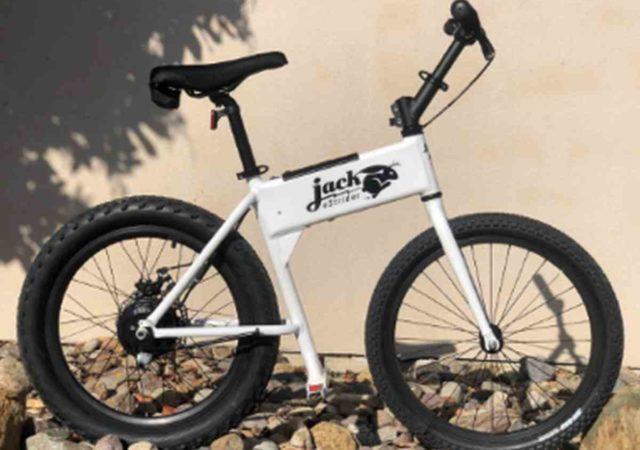 La bicicleta eléctrica JackRabbit 2.0 parece divertida