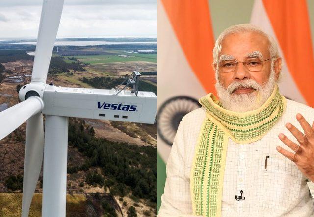 Modi criticado por afirmar que las turbinas eólicas pueden producir agua ¿está equivocado?