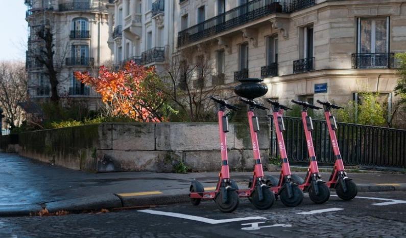 Alquiler de scooters eléctricos a largo plazo