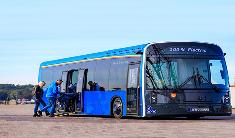 Dancer Electric Bus