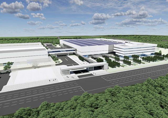 Hyundai inicia la construcción de una planta de pilas de combustible