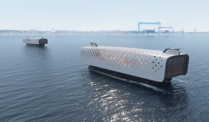 Ferry eléctrico autónomo