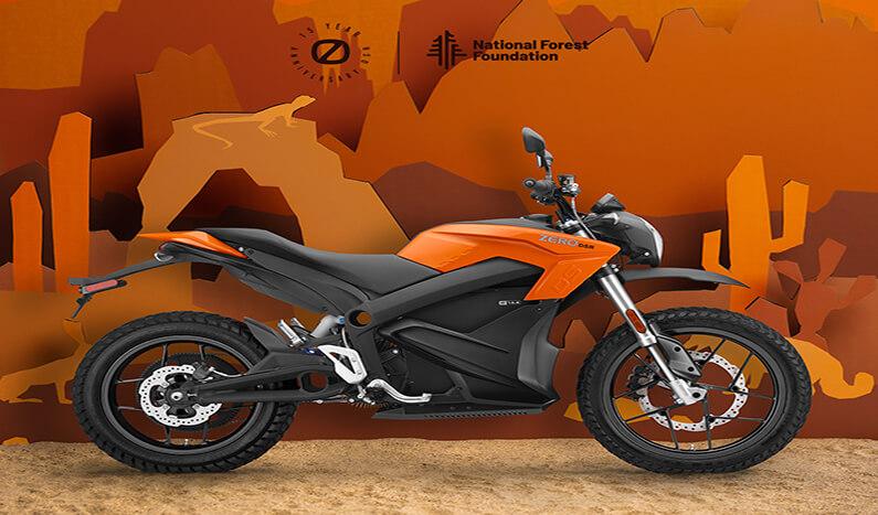 motocicleta eléctrica DSR
