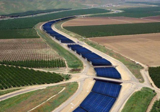 el enorme potencial de los 'canales solares'