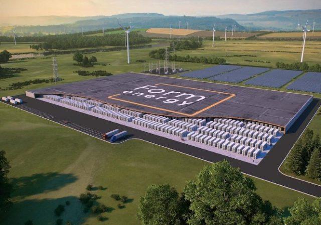 Desarrollan una batería hierro-aire de bajo coste que almacena 100 horas de energía.