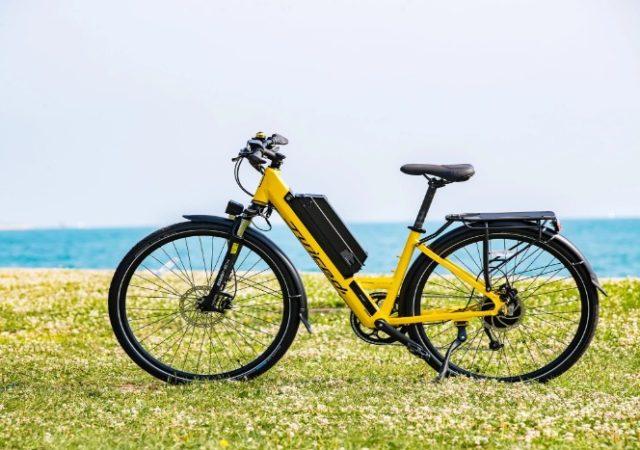 bicicleta eléctrica CrossCurrent X