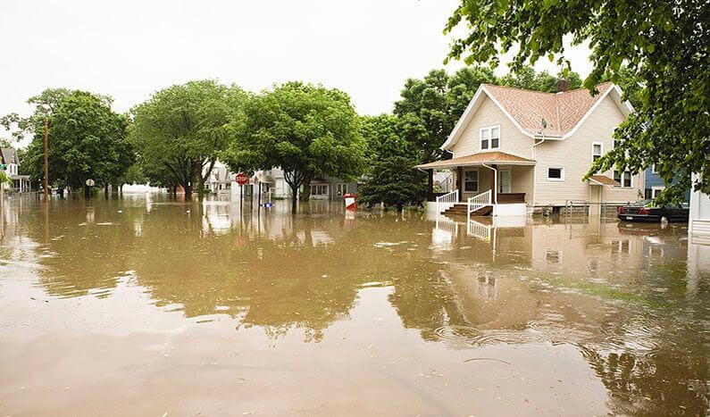 aguas pluviales tóxicas